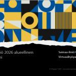 Saimaa Ilmiö Goes Bauhaus ekosysteemi